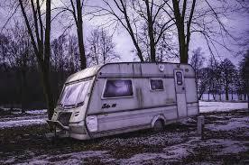 Coperture camper in inverno