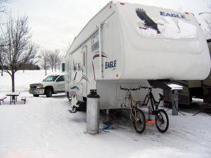 Coperture per camper invernali