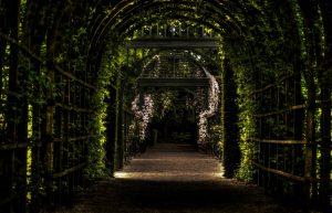 Chiusura per giardini Firenze
