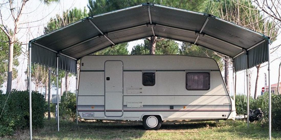 copertura camping