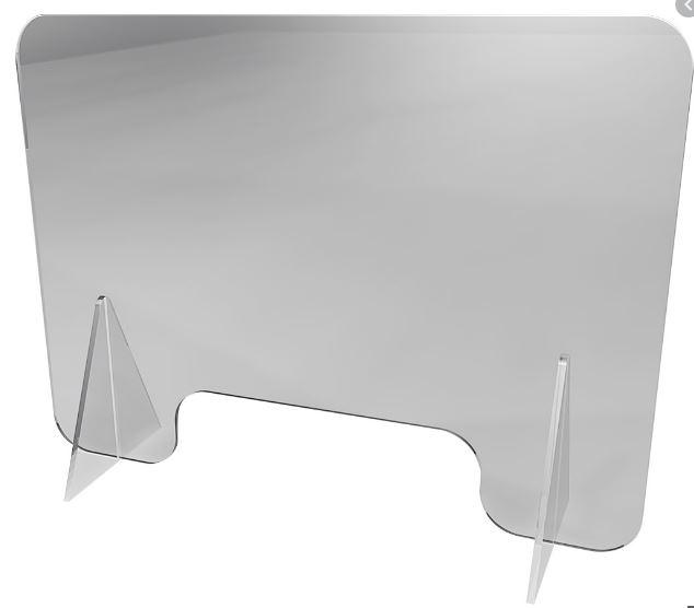 Protezioni in plexiglass